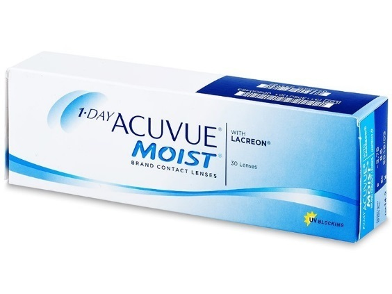 1 day acuvue moist 30l